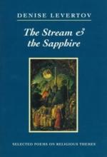 Levertov, Denise The Stream & the Sapphire