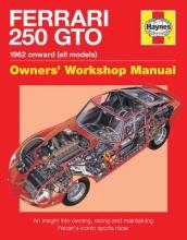 Smale, Glen Ferrari 250 GTO Owners` Workshop Manual