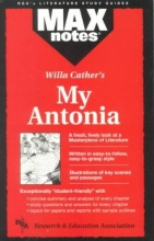 Research and Education Association Maxnotes My Antonia