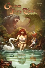 Brusha, Joe,   Tedesco, Ralph Grimm Fairy Tales 6