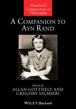 Gotthelf, Allan A Companion to Ayn Rand