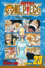 Oda, Eiichiro One Piece 23
