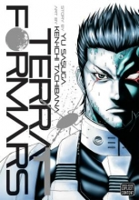 Sasuga, Yu Terra Formars 1