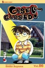 Aoyama, Gosho Case Closed 56