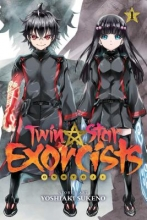 Sukeno, Yoshiaki Twin Star Exorcists, Vol. 1
