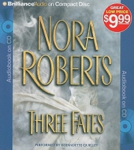 Roberts, Nora Three Fates