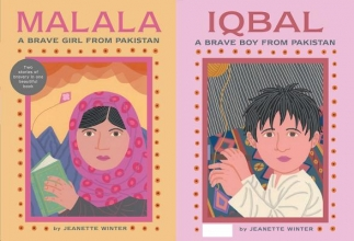 Winter, Jeanette Malala a Brave Girl from Pakistan/Iqbal a Brave Boy from Pak
