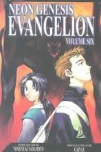 Sadamoto, Yoshiyuki,   Burke, Fred,   Horn, Carl Gustav Neon Genesis Evangelion 6