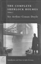 Doyle, Sir Arthur Conan The Complete Sherlock Holmes, Volume I (Barnes & Noble Classics Series)