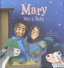 Van Hooft, Mieke Mary has a baby