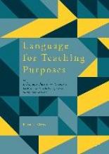 Emma Riordan Language for Teaching Purposes