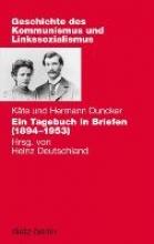 Duncker, Hermann Ein Tagebuch in Briefen (1894-1953)