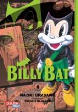 Urasawa, Naoki Billy Bat 04