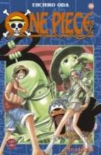 Oda, Eiichiro One Piece 14. Instinkt