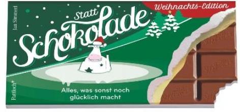 Simmerl, Jan Statt Schokolade Alles, was sonst noch gl�cklich macht