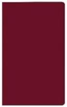 Taschenkalender Saturn Leporello PVC burgund 2017