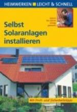 Kuhlmann, Nicole Selbst Solaranlagen installieren