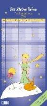 Saint-Exupéry, Antoine Der Kleine Prinz Familienkalender 2016