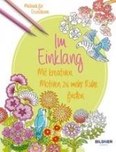 Malbuch für Erwachsene: Im Einklang
