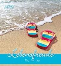 Lebensfreude 2016 Postkartenkalender