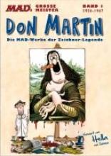 Martin, Donald MADs groe Meister: Don Martin 01