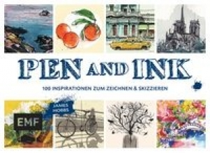 Hobbs, James Pen und Ink