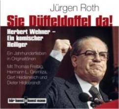 Roth, Jürgen Sie Düffeldoffel da! CD