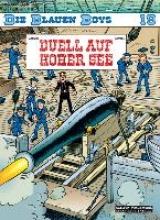 Cauvin, Raoul Die Blauen Boys, Band 19, Duell auf hoher See