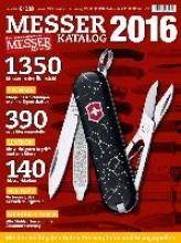 Wieland, Hans Joachim Messer Katalog 2016