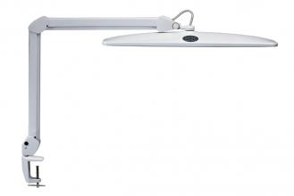 , Werkpleklamp MAUL Work LED tafelklem dimbaar wit