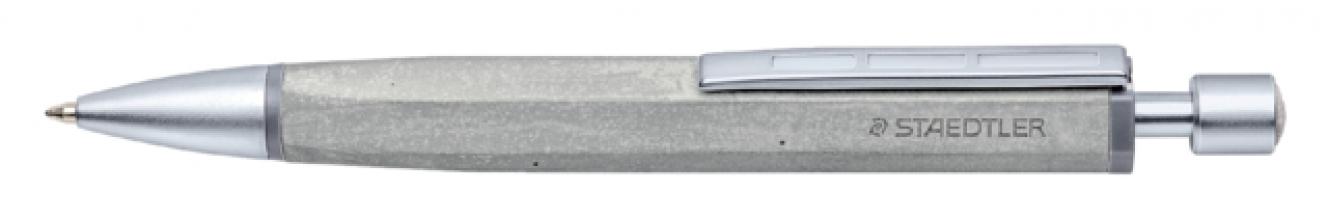 , Balpen Staedtler Concrete Beton 441 0,8mm zwart