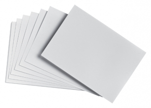 , Correspondentiekaart A6 105x148mm 200gr blanco