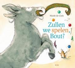 Nicole de Cock Zullen we spelen, Bout? (thema Kinderboekenweek 2016)