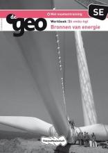 Alice  Peters Bronnen van energie 3/4 vmbo-kgt Werkboek