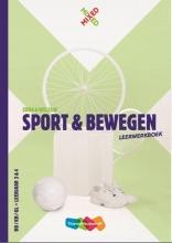 Jaap Vogelaar , Mixed Sport en bewegen vmbo BB/KB/GL Leerjaar 3 & 4 Leerwerkboek