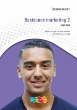 Birgit van Veghel, Anne ten Ham, Inge  Berg Basisboek marketing 2 Voor mbo