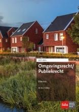 E.  Alders Omgevingsrecht Publiekrecht 2017-2018