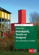 Wetgeving Makelaardij, Taxatie en Vastgoed Studiejaar 2018-2019.