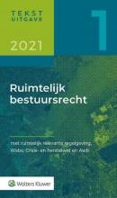 , Tekstuitgave Ruimtelijk bestuursrecht 2021/1