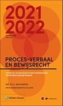, Zakboek Proces-verbaal en Bewijsrecht 2021-2022