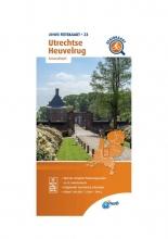 ANWB , Fietskaart Utrechtse Heuvelrug 1:66.666