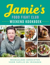 Jamie  Oliver Jamie`s Food Fight Club weekend kookboek