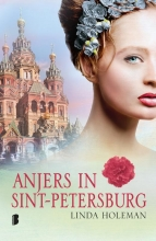 Linda  Holeman Anjers in Sint-Petersburg