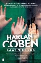 Harlan  Coben Laat niet los