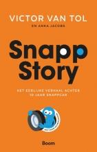 Anka Jacobs Victor van Tol, SnappStory