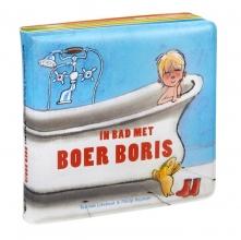 Ted van Lieshout In bad met Boer Boris (badboekje)