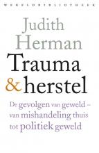 Judith  Lewis Herman Trauma en herstel