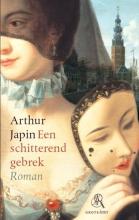 Arthur  Japin Een schitterend gebrek (grote letter) - POD editie