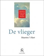 Maarten `t Hart De vlieger (grote letter) - POD editie