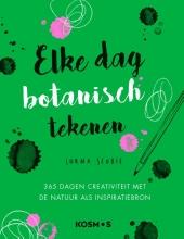 Lorna Scobie , Elke dag botanisch tekenen